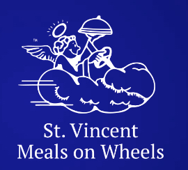 Two of St Vincent Meals on Wheels cherished volunteers